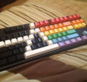 It's The Dark Side Of The Keyboard