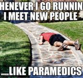 My Relationship With Running