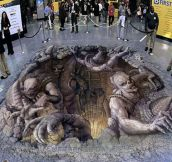 Amazing Street Artwork