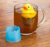Creative Tea Infusers For Tea Lovers