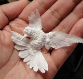 Hummingbird Paper Craft