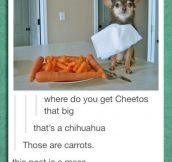 Cheetos That Big