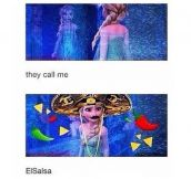Mexican Elsa Is Better