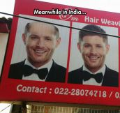 Jensen's Hair Problems