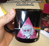 Pychology Teacher Mug