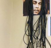 Best Cable Holder Ever