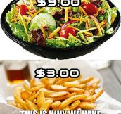 Why We Have Obesity