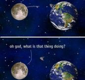 Earth, What's Up?