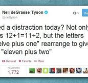 Mind Blown Again By Neil deGrasse Tyson