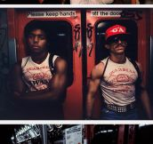 New York City Subway Photos Taken In The 80s