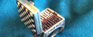 World's Smallest Chess Set
