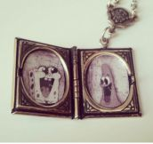 An Old Locket With A Surprise