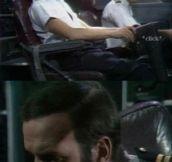 When Pilots Get A Little Bored