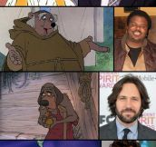 Perfect Cast For A New Robin Hood Movie
