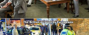 How The British Are Seen By Americans And Europeans