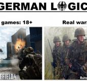 German War Logic