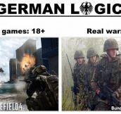 German War Logic