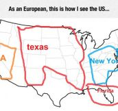 America According To Europeans