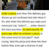Best Way To Order A Pizza