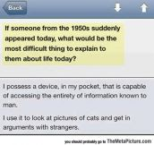 Old Time Travelers Are Not Going To Have It Easy