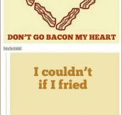 Bacon My Heart