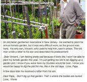An Old Italian Man