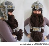 When Crafts Become Legendary: A Dwarven Helmet
