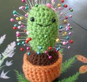 Perfect Cactus Pin Cushion