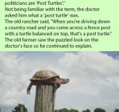 The Doctor Struck Up A Conversation With An Injured Farmer. But Was Stunned When The Farmer Said This About Politicians.