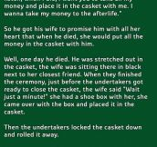 This Man Made A Shocking Request To His Wife. What She Did Is Genius.