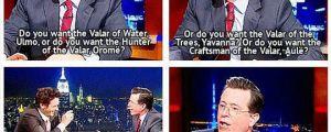 Tolkien Showdown