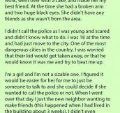She Knew Her Next Door Neighbor's Husband Was Beating Her Up. But How She Saved This Poor Woman Is Genius.