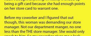 This Elderly Woman Who Had Lost Her Husband Was Angry That The Store Had Sent Her A Bill. But The Reality Is Gold.