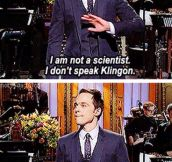 Jim Parsons Comparing Himself To Sheldon