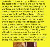 He Saw This Poor Kid Who Had No Money To Pay For Food Being Berated By The Restaurant Owner. How He Responded Is Gold.
