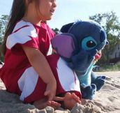 Real Life Lilo & Stitch