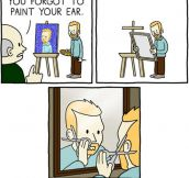 Van Gogh Issues