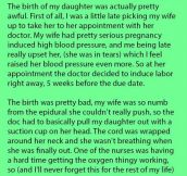 His Pregnant Wife's Blood Pressure Went Really High When He Was Late. But Never Knew This Would Happen Next.