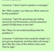 This Woman Kept Complaining She Didn't Like The Service She Received At Their Store. But The Reality Is Shocking.