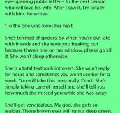 Ex-Husband Writes The Best Letter Ever To The Next Man Who Will Love His Ex-Wife. This Is Heartbreaking.