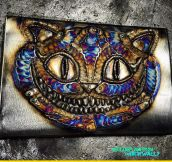 Cheshire Cat Weld
