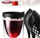 Clever Wine Sippy Cup