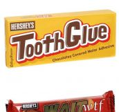 If Candy Had Descriptive Names