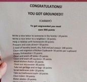 Girls Pulls A Grown Up Shenanigan On Her Mom. But What Her Mom Did To Put Her Right Is Genius.