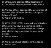 Best Ever Reply Of A Cop To This Lawyer. This Is Gold
