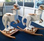Probably The Greatest Rocking Horses Ever
