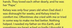 She Was Left Speechless When She Heard Her Daughter And Husband Talking This About Her Dead Father. This Is Priceless.