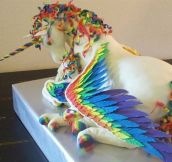 Epic Unicorn Cake