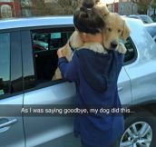 Emotional Goodbye