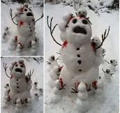 Attack Of The Mutant Killer Monster Snow Goons